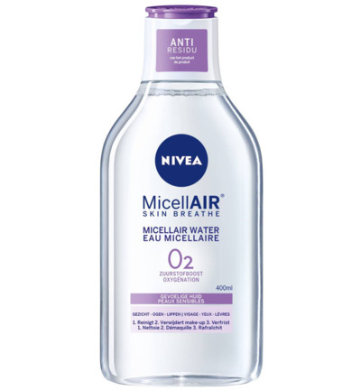 Visage micellair water 3 in 1 sensitive