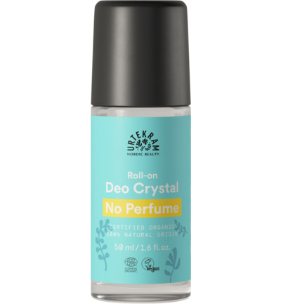 Deodorant crystal roll on no perfume