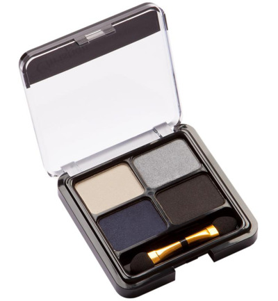 Eyeshadow quattro blue