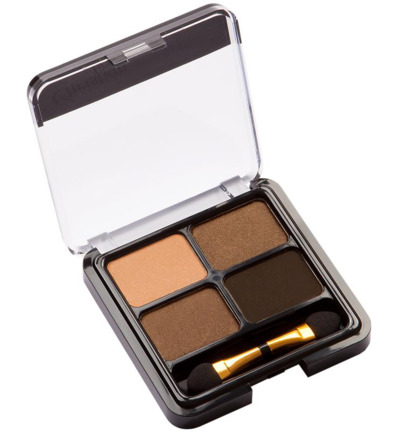 Eyeshadow quattro brown
