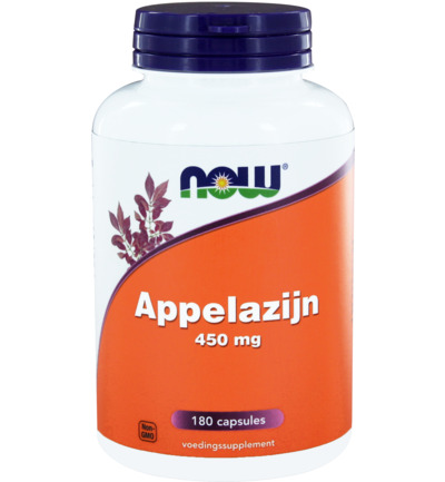 Now Appelazijn 450 Mg (180ca)