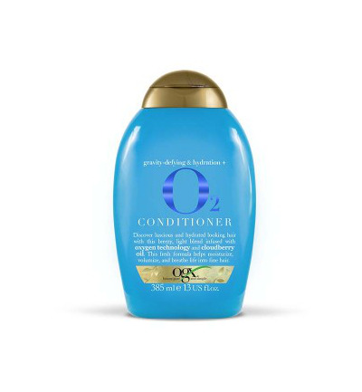 Ogx Gravity Defying Hydrating Conditioner (385ml)