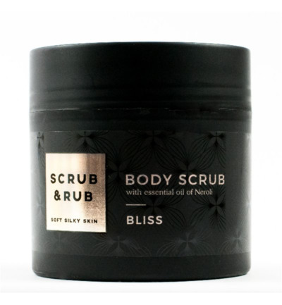 scrub&rub body scrub bliss