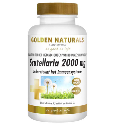 Scutellaria 200 mg