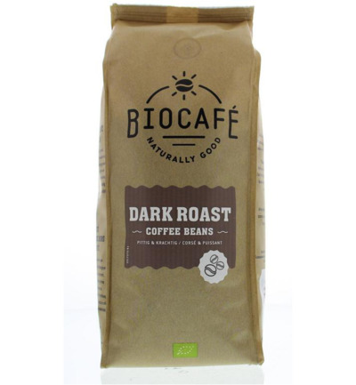 Koffiebonen dark roast