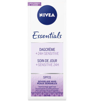 Essentials dagcreme sensitive SPF15