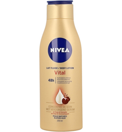 Body lotion vital
