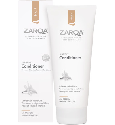 Hair conditioner sensitive