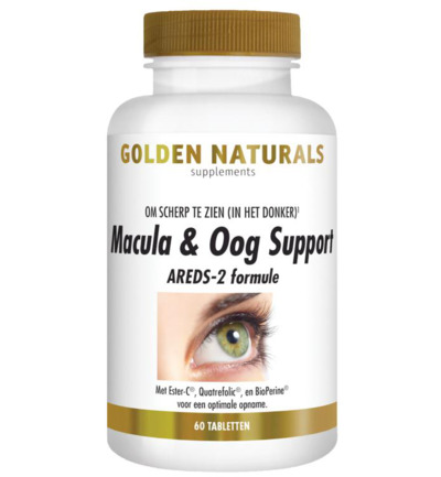 Macula & oog support
