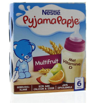 Pyjamapapje multifruit