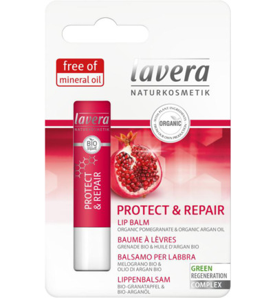 Lippenbalsem/lip balm protect & repair