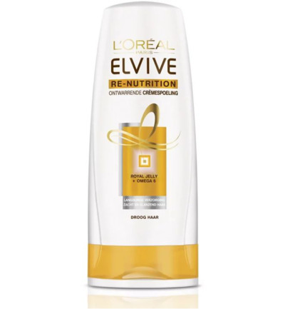 Afbeelding van Elvive Conditioner Re Nutrition