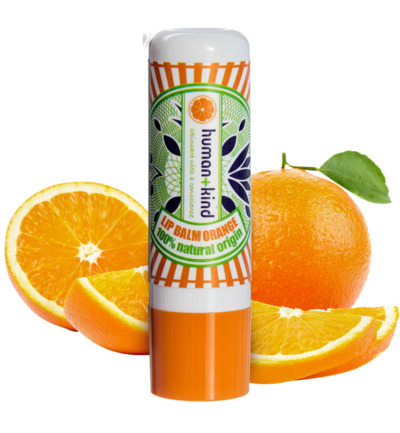 Lipbalm orange vegan