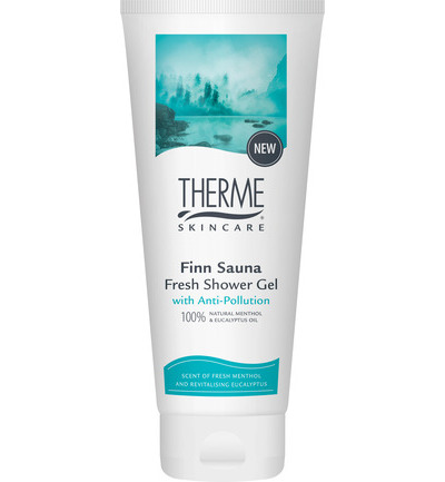 Therme Finn Sauna Fresh Shower Gel (200ml)