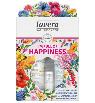 Giftset full of happiness