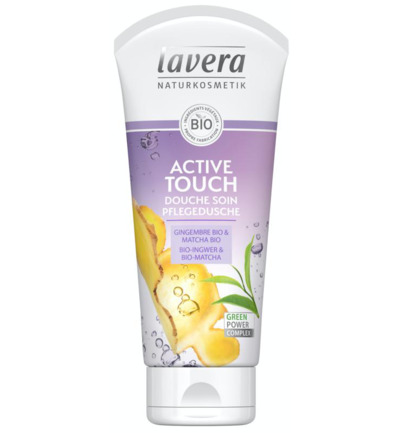 Douchegel/ body wash active touch F-D