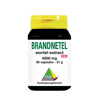 Brandnetelwortel extract 4000 mg puur