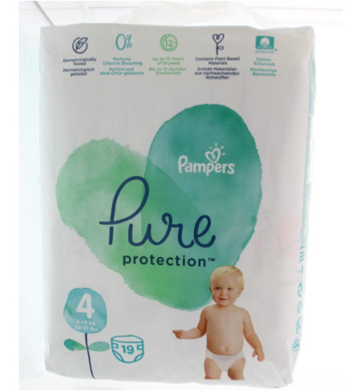 Pure protection 9 - 14 kg maat 4