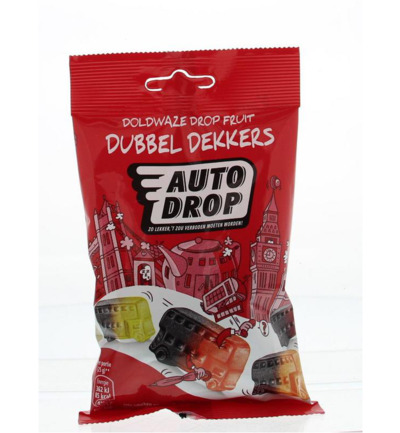 Snackpacks dubbeldekker