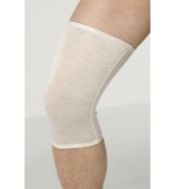 Neurodermitis kniebandage Medium