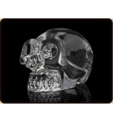 Crystal skull feng shui kristal medium