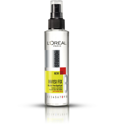 Loreal Paris Studio Line Invisi Fix Precise Gel Spray Super Strong 150ml