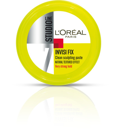 InvisiFix - Clean sculpting paste Very Strong Hold nr.7