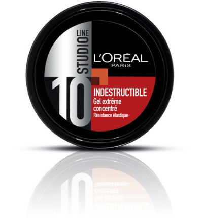 Studio line indestructible gel glue