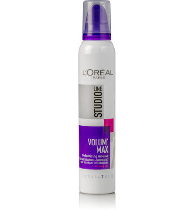 Studio line mousse volume max