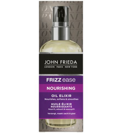 John Frieda Frizz Ease Nourishing Oil Elixer 100ml