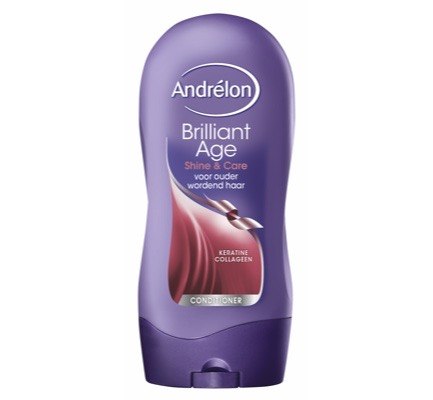 Conditioner brilliant age shine & care