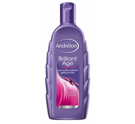 Brilliant age shampoo colour & care