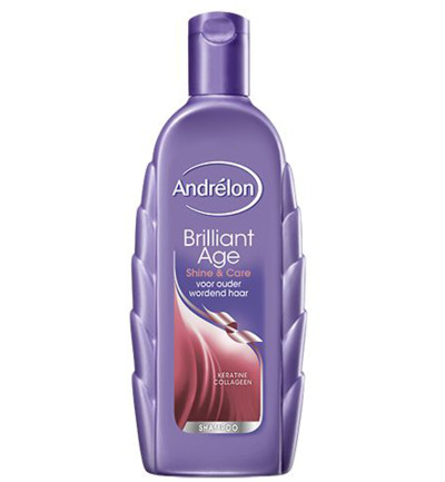 Shampoo brilliant age shine & care