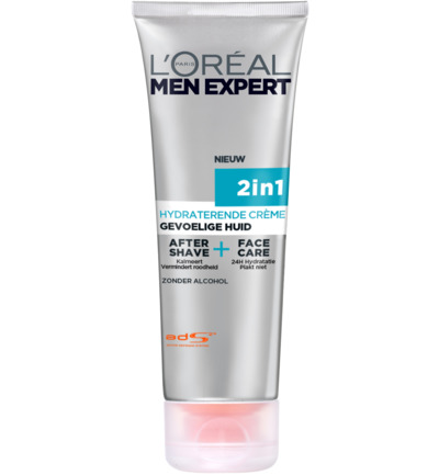Men expert 2 in 1 sensitive skin