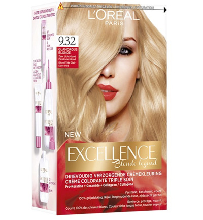 Excellence 9.32 blond legend