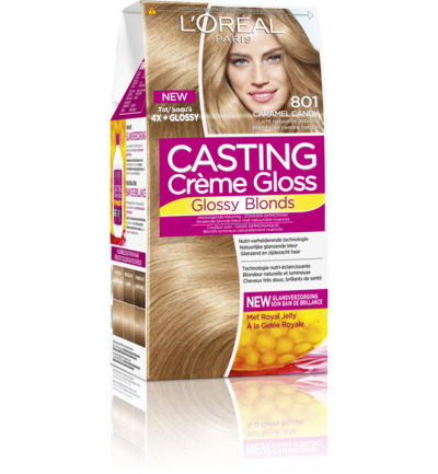 Casting creme gloss 801 Caramel candy