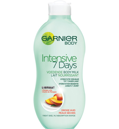 Intensive 7-days Bodymilk Mango