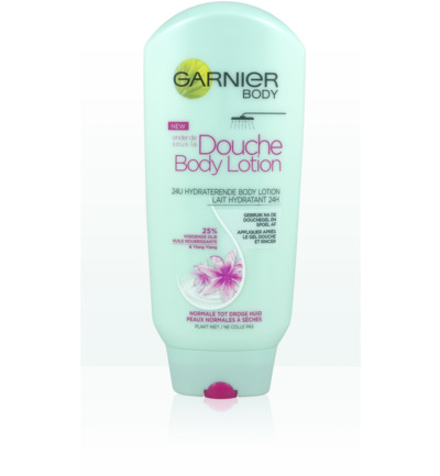 Body douche bodylotion ylang ylang