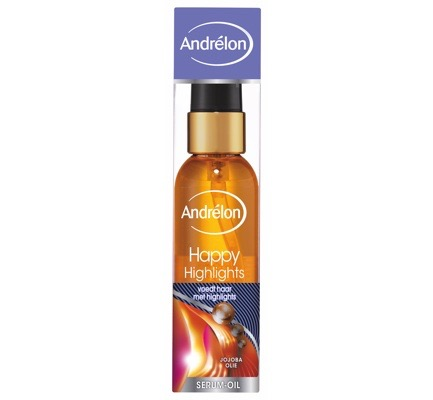 Serum oil happy highlights
