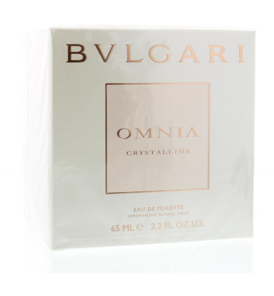 Omnia crystal eau de toilette female
