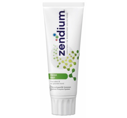 Zendium Tandpasta Fresh Mint (75ml)