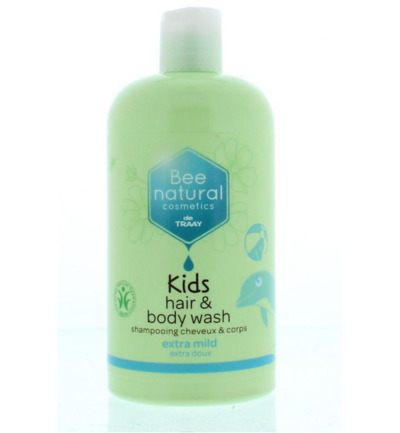 Hair & body wash kids