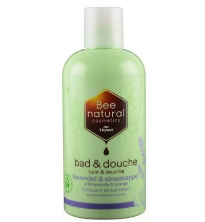 Bad / douche lavendel / sinaasappel