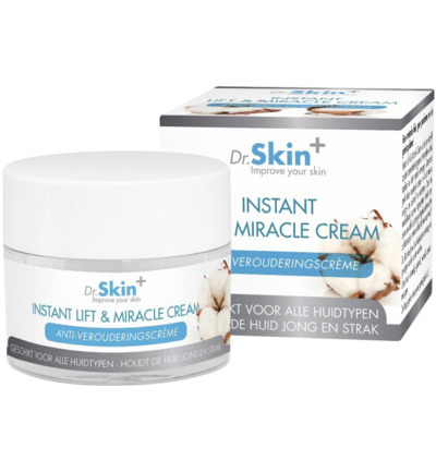 Dr Skin instant lift & miracle cream
