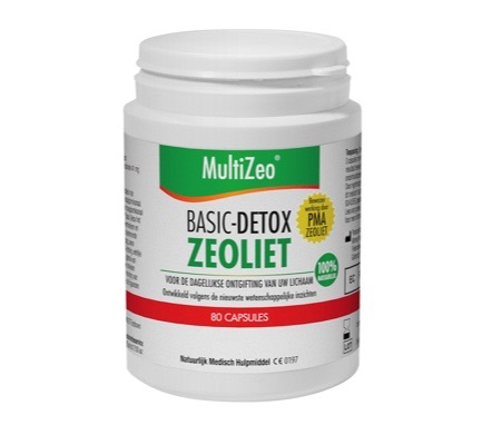 Multi zeo basic detox