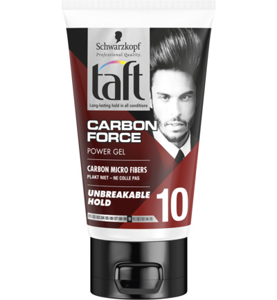 Carbon force power gel tube