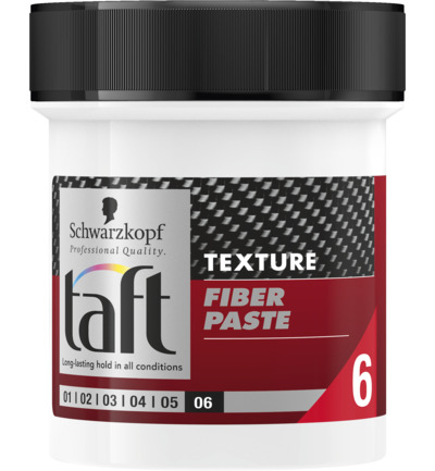 Carbon force power texturizing fiber paste