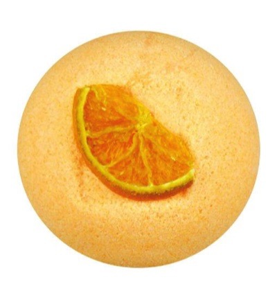 Bath ball orange delight