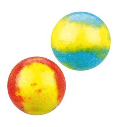 Treets Bath ball color party 170g