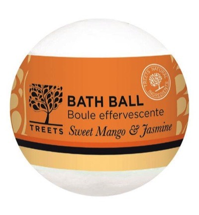 Bath ball sweet mango & jasmin